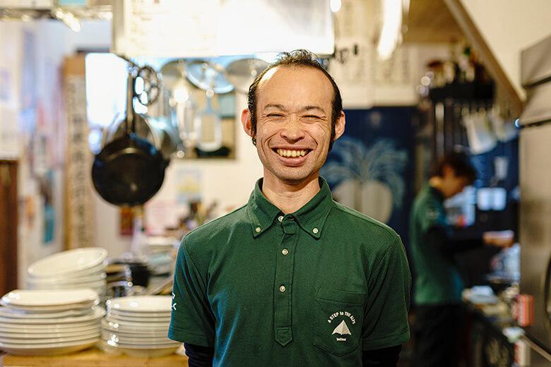 店長/シェフ中塚昭如さん